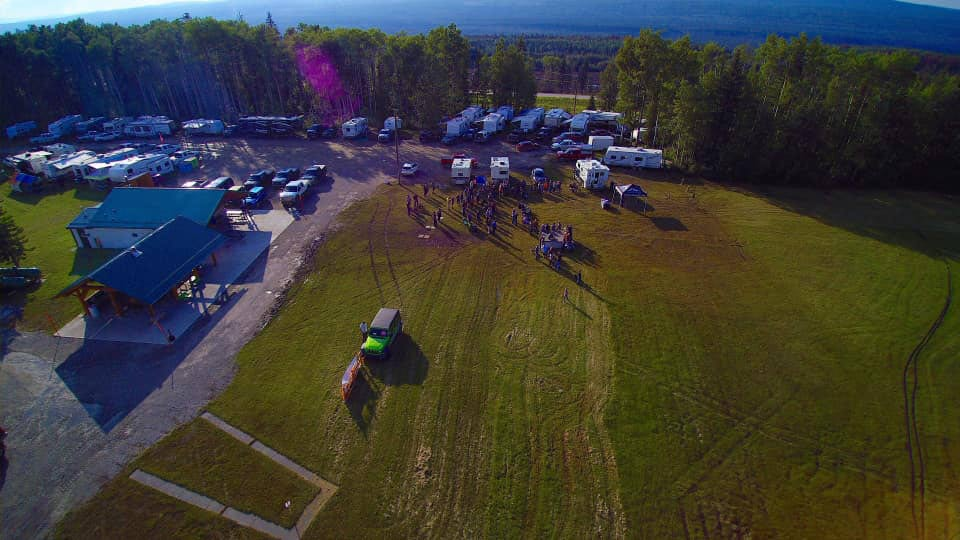 Hinton Fish and Game hosts regularly scheduled Trap Shooting events.