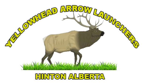 Yellowhead Arrow Launchers Logo